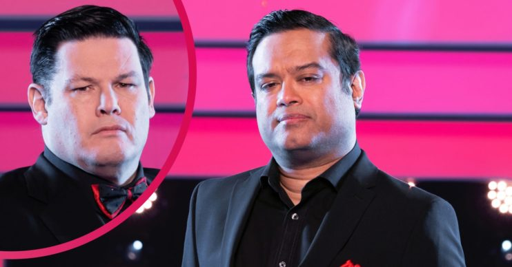 The Beast The Chase and Paul Sinha