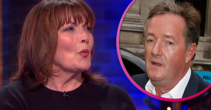 Lorraine Kelly on The Last Leg of the Year