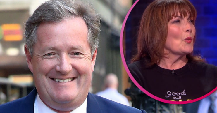 Piers Morgan James Acaster