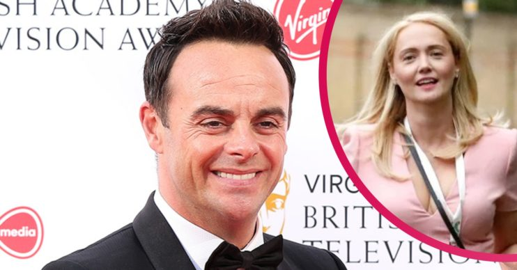 ant mcpartlin and anne-marie corbett