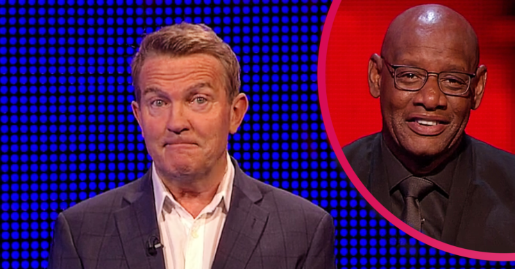 The Chase had social distancing measures for the first time