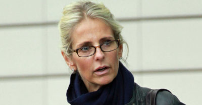 ulrika jonsson mourns death of her dog