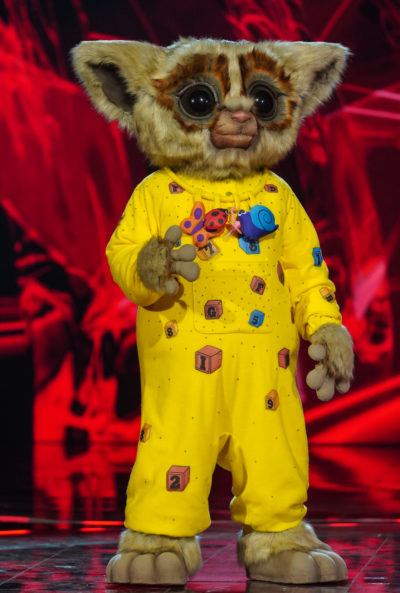 The Masked Singer Bush Baby