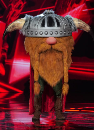 The Masked Singer Viking
