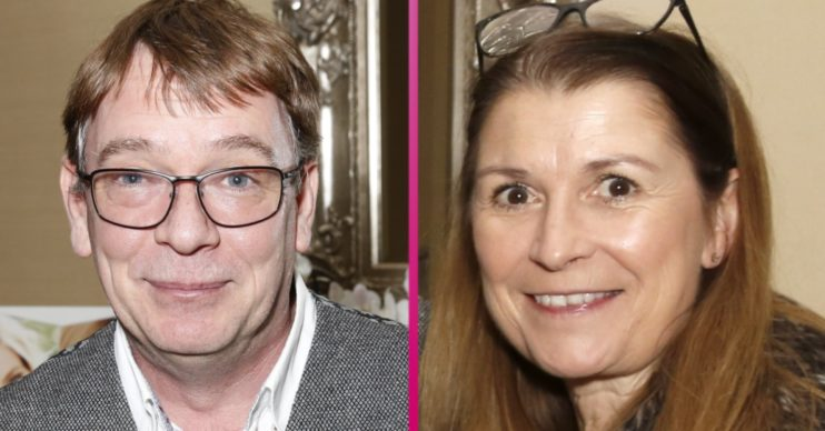 adam woodyatt and wife beverley sharp