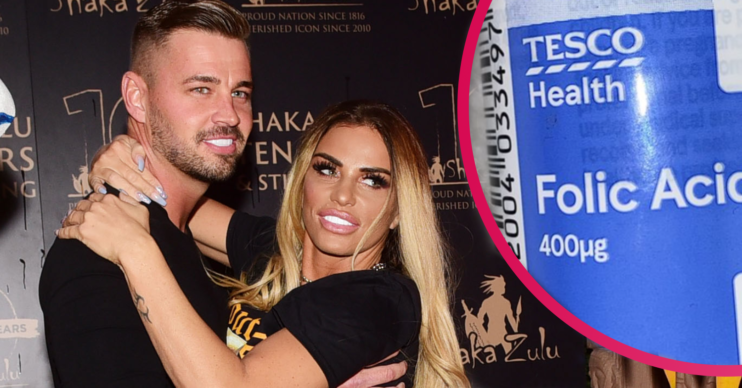 Katie Price has hinted she's pregnant again