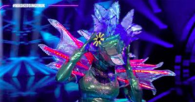mel b the seahorse on the masked singer uk