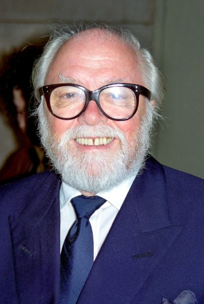 Richard Attenborough pictured in 1995
