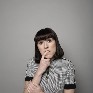 Maisie Adam is the narrator on The Cabins