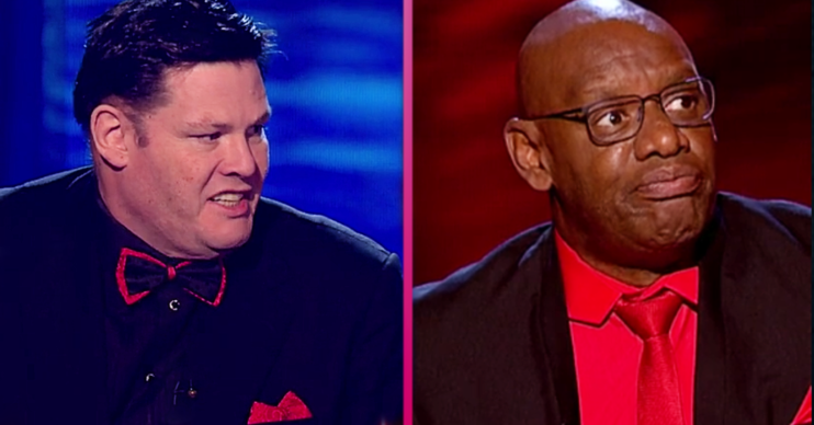 The Beast raged at Shaun Wallace on Beat The Chasers