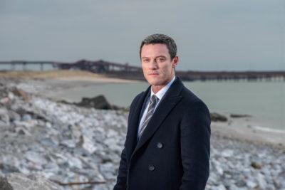 Luke Evans in The Pembrokeshire Murders