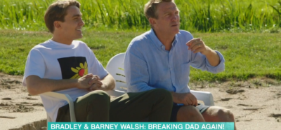 Bradley and Barney on Breaking dad