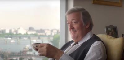 Stephen Fry stars in It's a Sin on C4