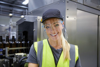 Cherry Healey presents Inside the Factory on BBC Two