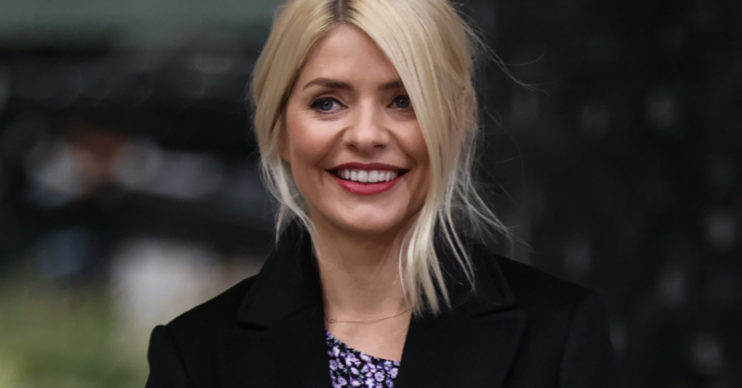 Where is Holly Willoughby
