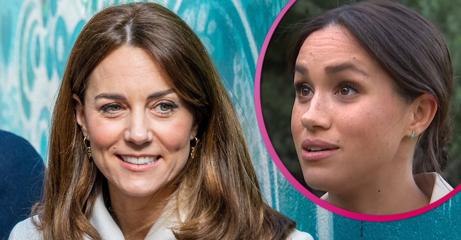 Kate Middleton 'snubbed by Meghan Markle when she offered ...