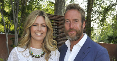 ben fogle and wife marina