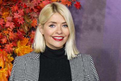 this morning star holly willoughby