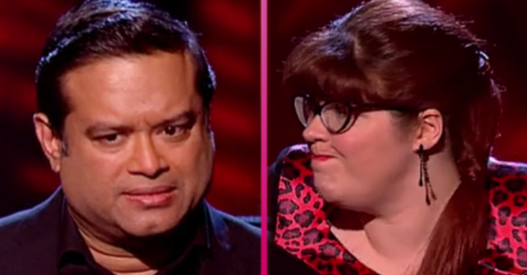 Jenny Ryan appeared to punch Paul Sinha on Beat The Chasers