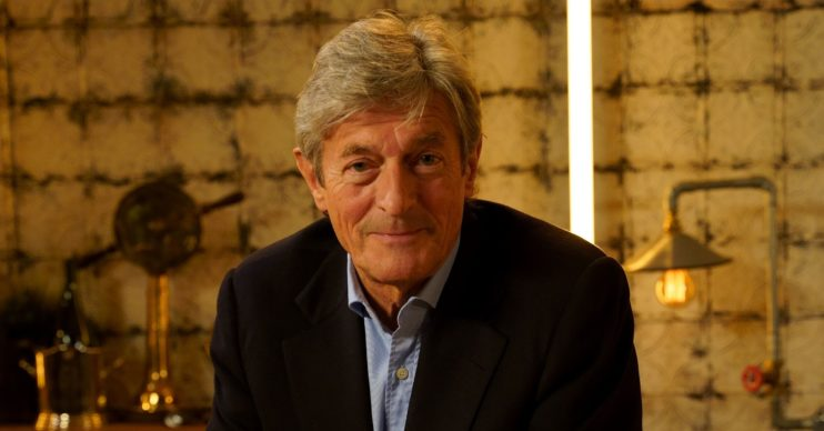 Nigel Havers The Bidding Room