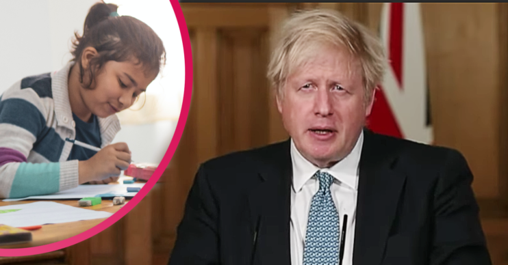 Boris Johnson refuses to guarantee schools will be open by the summer