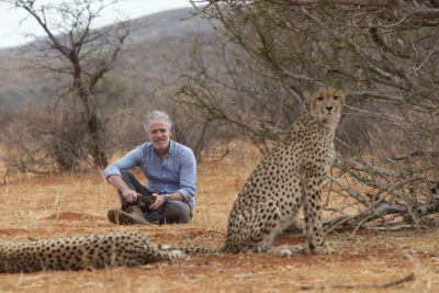 What's on TV tonight? Cheetah Family & Me