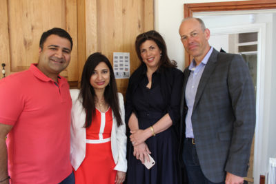 Kirstie Allsopp and Phil Spencer visit Staines in Kirstie and Phil's Love It or List It