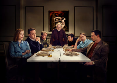 Succession on Now TV
