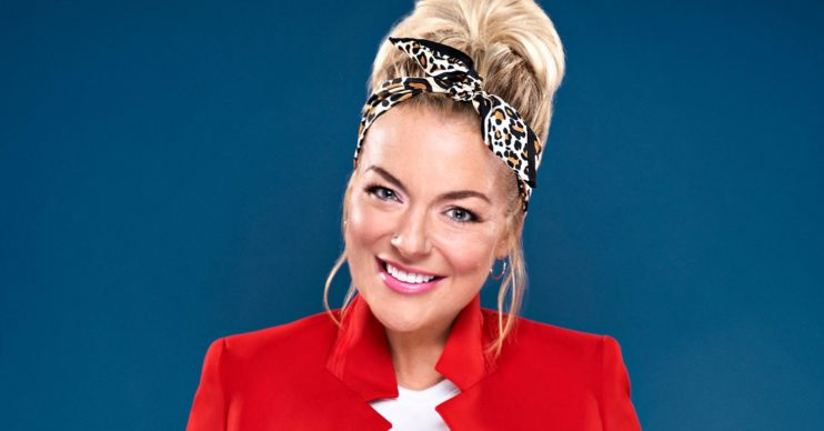 Sheridan Smith in promo shot for Perfect Pooch