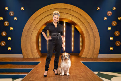 Sheridan Smith hosts Perfect Pooch on BBC One