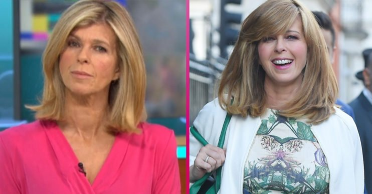 Kate Garraway weight loss journey
