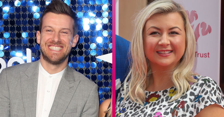 Chris Ramsey welcomes second baby with wife Rosie