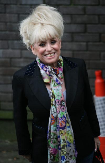 Barbara Windsor at an event
