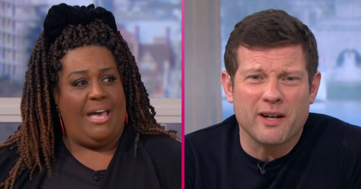 This Morning Alison Hammond Dermot O'Leary