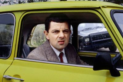 Happy Birthday Mr Bean (ITV)