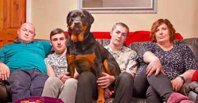 malone family on gogglebox channel 4