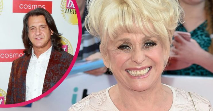 Barbara Windsor husband Scott Mitchell