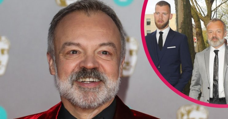 graham norton love life 2021