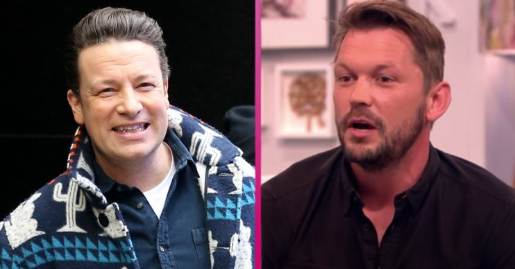 jamie oliver and jimmy doherty