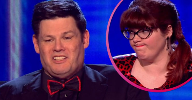 Mark Labbett on Beat the Chasers