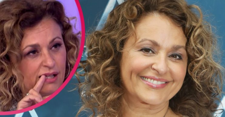 Nadia Sawalha Loose Women