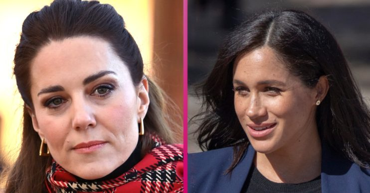 kate middleton and meghan markle fitness routines