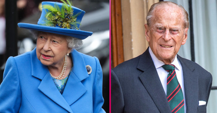 The Queen and Prince Philip have vaccine