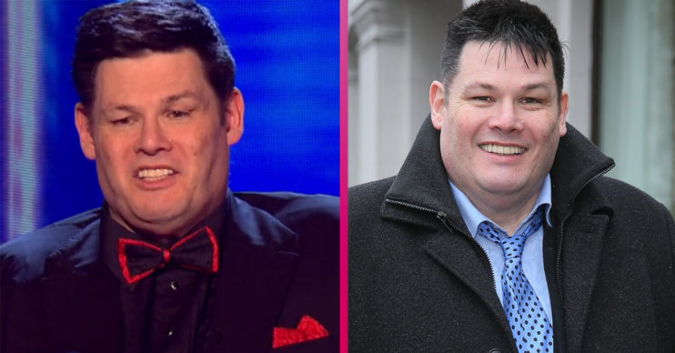 Mark Labbett weight loss