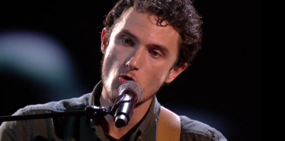 Benjamin wowed the judges on The Voice