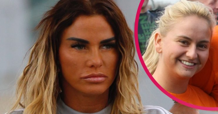katie price and sister sophie price