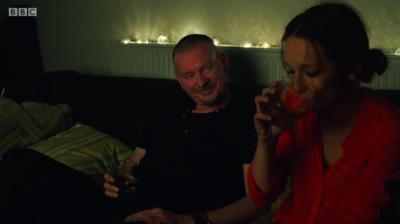 John Gordon Sinclair as Drew in Traces