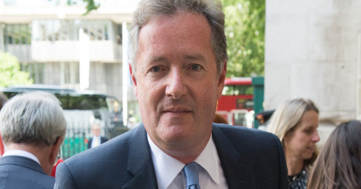 Piers Morgan defends Antigua trip