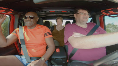 Best TV Next Week The Chasers Road Trip