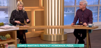 phillip chofield and holly willoughby on this morning